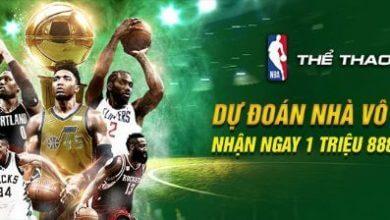 Photo of THƯỞNG 1.800.000VND DỰ ĐOÁN NHÀ VÔ ĐỊCH NBA TRONG THÁNG 8 TẠI FB88