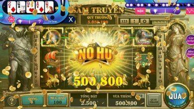 thắng cược slot game